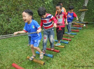 Outbound anak 2