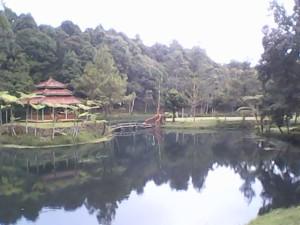 danau mandalawangi. .
