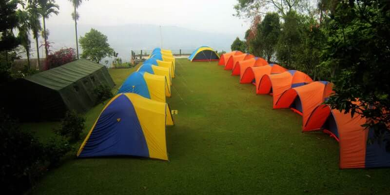 Lokasi Perkemahan Outbound